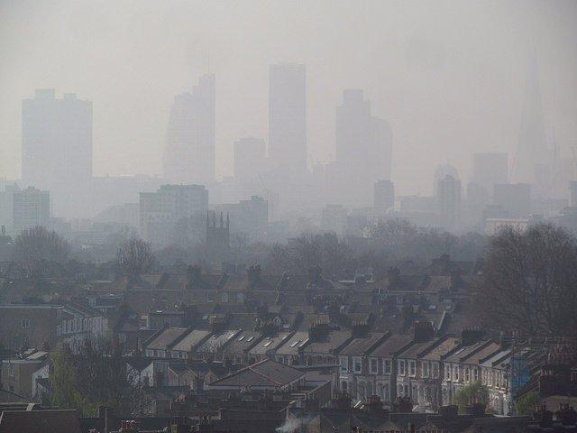 smog london 2015