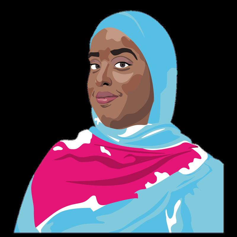 An image of Fatima-Zahra Ibrahim