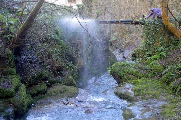 Blaen Dyar hydropower