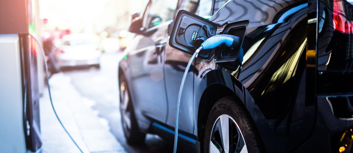 Electric vehicle charging tariff