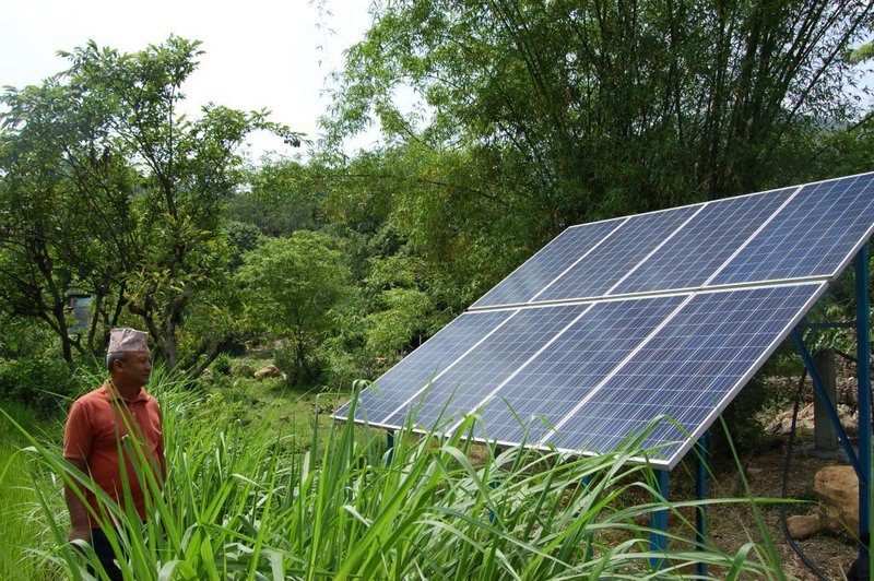 Bhaitari solar hub Renewable World