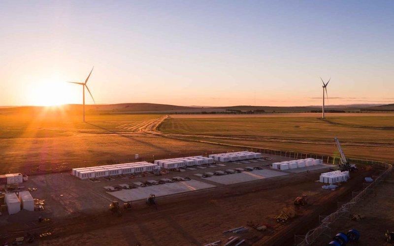Tesla's Hornsdale Battery Reserve