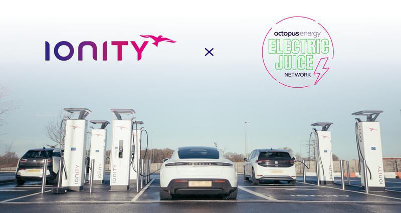 IONITY x EJN Launch Photo