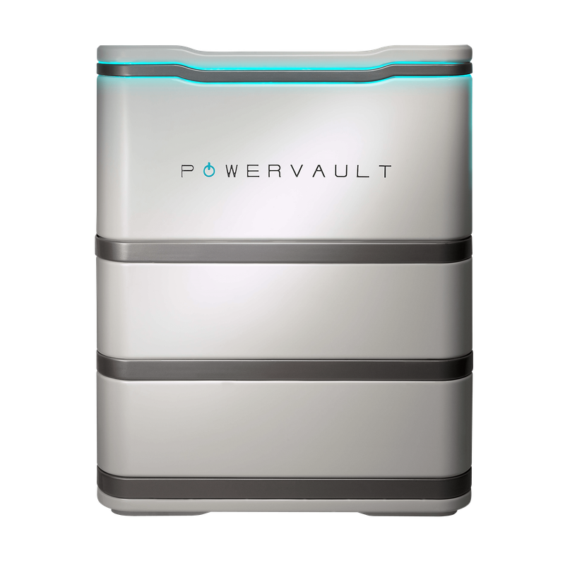 An image of a powervault battery