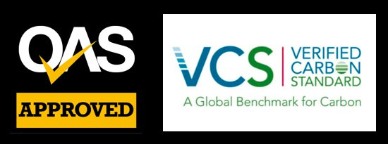 qas and vcs logos