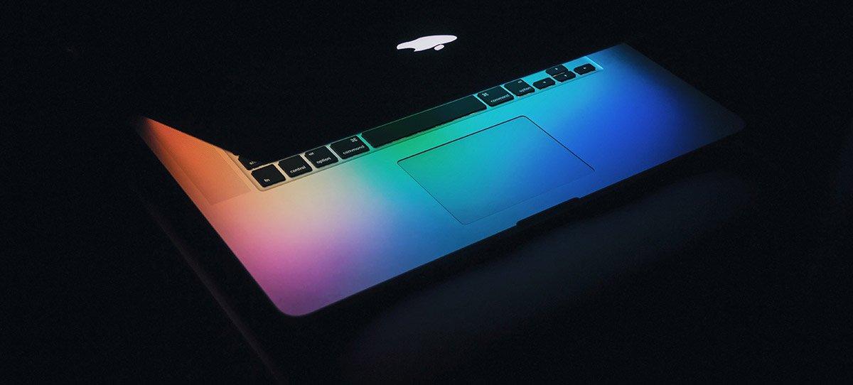 Rainbow mac