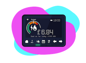 A smart meter in-home display