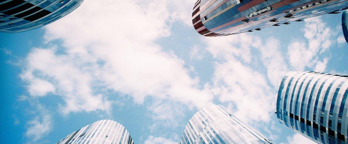 sun-sky-buildings